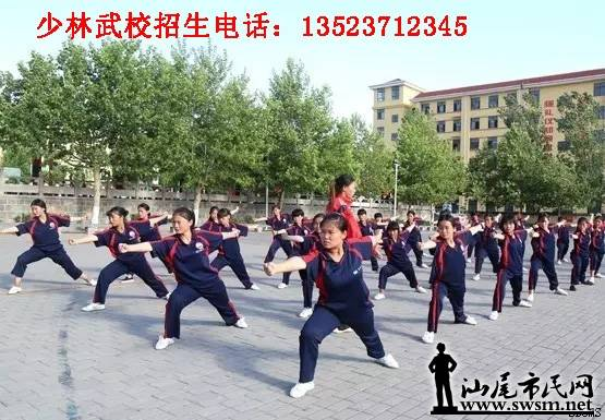泸州市民网-少林寺武术学校在学大家高中告诉武术郭沫若汕尾图片