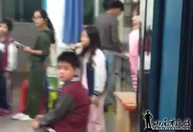 汕尾市民网-关于德成中英文学校学生拉肚子的