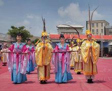 陆丰霞湖福山天后圣母诞辰1061周年庆典暨民俗展演活动掠影